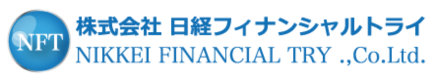 nikkei financial try logo